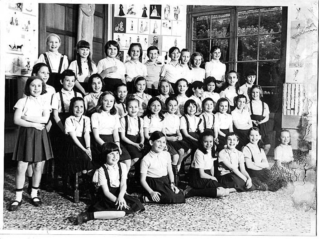 Une classe heureuse à Notre-Dame des OIseaux