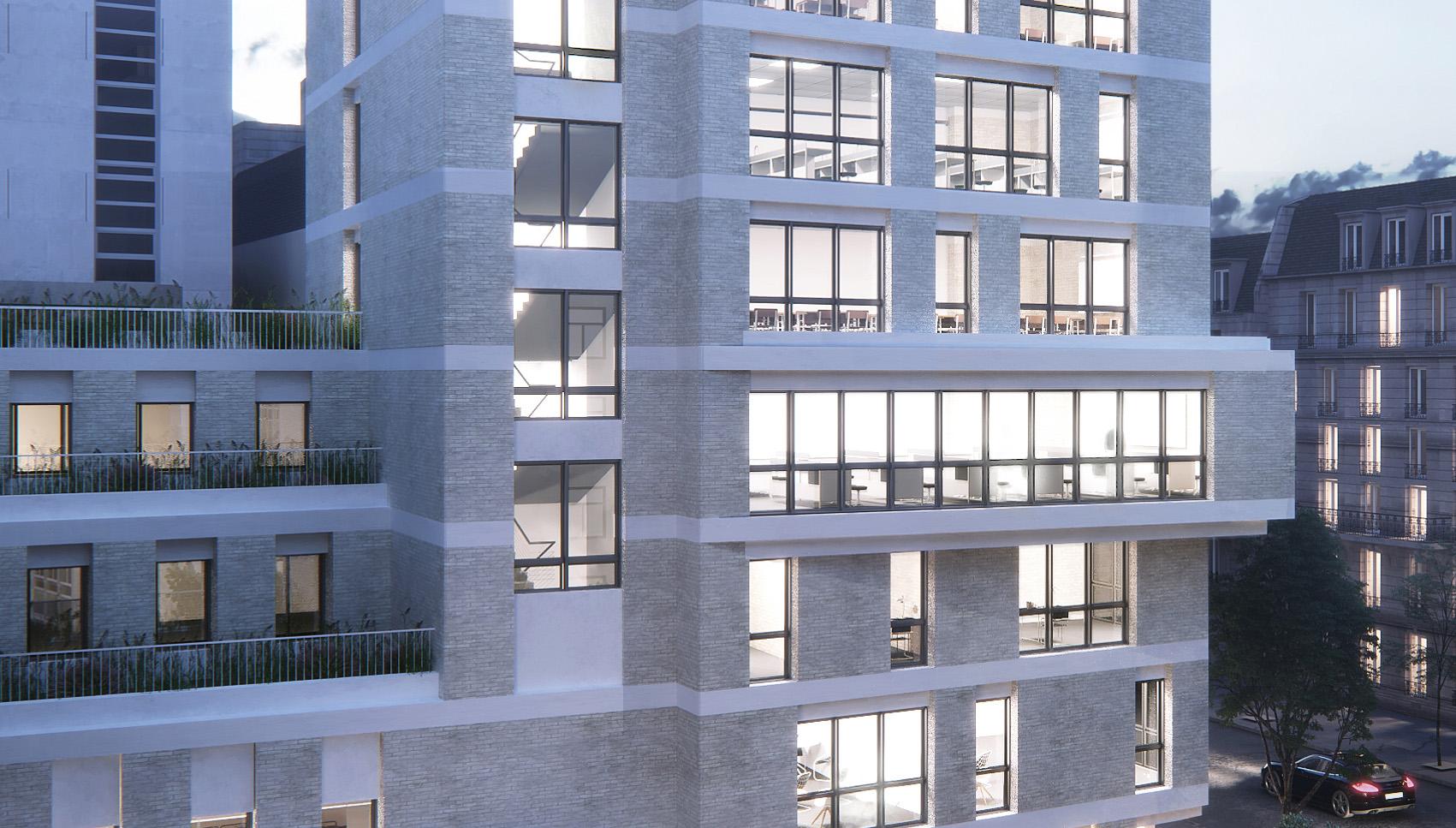 Lyc enotre damedes oiseaux 2o16 2o2o bien urbain for Architecture contemporaine definition